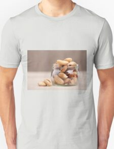 Brazil nuts from Bertholletia excelsa tree Unisex T-Shirt