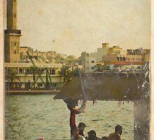 Old Town Dubai by Chris Cardwell