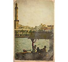 Old Town Dubai Photographic Print
