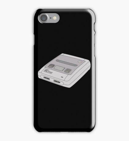 Snes Super Nintendo iPhone Case/Skin