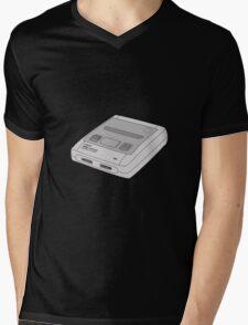 Snes Super Nintendo Mens V-Neck T-Shirt