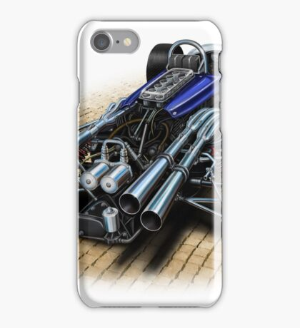 Gurney eagle iPhone Case/Skin