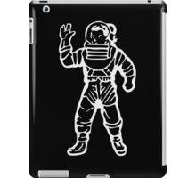 bbc silver iPad Case/Skin