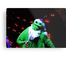 Nightmare Before Christmas - Oogie Boogie Metal Print