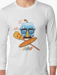 Anti-Mindbenders survival kit Long Sleeve T-Shirt