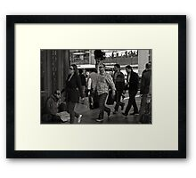 The Indifference To Shane Framed Print