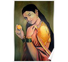 Kerela Lady Poster