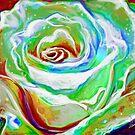 Painterly Rose by davidkyte