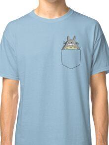 Pocket Totoro, Studio Ghibli Classic T-Shirt