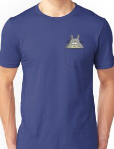 Pocket Totoro, Studio Ghibli Unisex T-Shirt