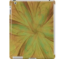 Fall Blossom Fractal iPad Case/Skin