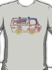 Scooby-car T-Shirt