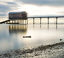 Bembridge Lifeboat House by Pete Latham