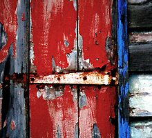 Peeling rust by Ell-on-Wheels