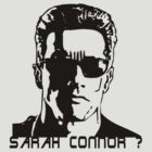 Sarah connor ? by G3no
