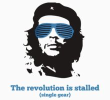 The revolution is stalled Kids Tee