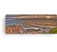 Promise - Turimetta Headland, Sydney  - The HDR Experience Canvas Print