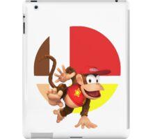 I Main Diddy Kong iPad Case/Skin