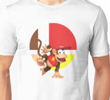 I Main Diddy Kong Unisex T-Shirt