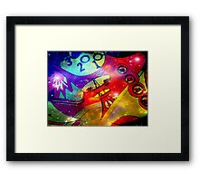 Pinball Wizardry Framed Print