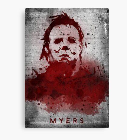 Myers Canvas Print