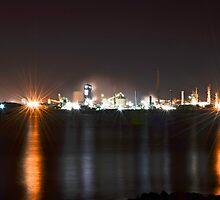 Newcastle, Night Work by bazcelt