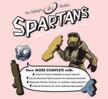 Spartan Vitamins One Piece - Short Sleeve