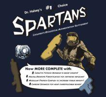 Spartan Vitamins Kids Tee