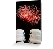 Dave Stormtrooper's Firework Night Greeting Card