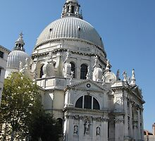 Venice church by machka