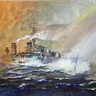 HMS Duncan by Ray-d