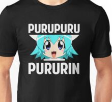 Pururin! White Edition Unisex T-Shirt