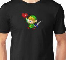 Heart Found Unisex T-Shirt