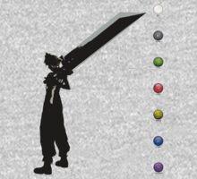 Cloud & Materia One Piece - Long Sleeve