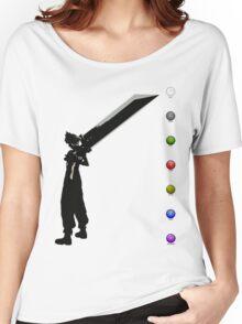 Cloud & Materia Women's Relaxed Fit T-Shirt