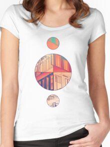 Orbital Women's Fitted Scoop T-Shirt