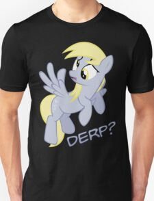 Derp? with text T-Shirt