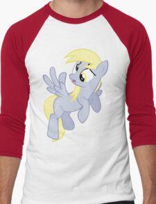Derp? Men's Baseball ¾ T-Shirt
