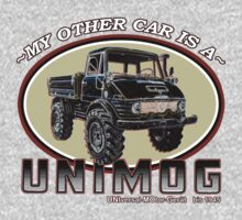 My other car is a UNIMOG Kids Tee