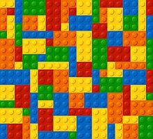 Plastic Blocks by gopinat