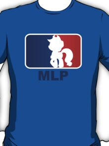 Major League Pony (MLP) - Applejack T-Shirt