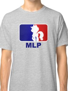 Major League Pony (MLP) - Applejack Classic T-Shirt