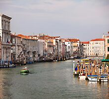 The Grand Canal by vividpeach