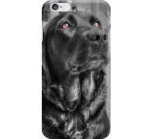 Some Angels Have Fur iPhone Case/Skin