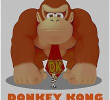 DK Movie Poster by GamerPiggy