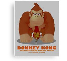DK Movie Poster Canvas Print