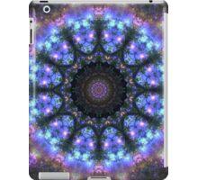 The Dark Forest I - Blue, Green, Purple Kaleidoscope iPad Case/Skin