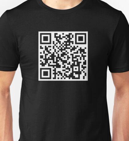 Thedotmack Twitter QR Code Unisex T-Shirt