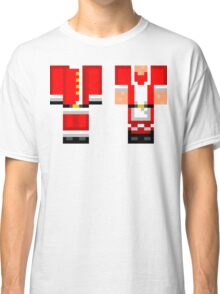 Minecraft Skin Christmas Duvet Cover Bedding Classic T-Shirt