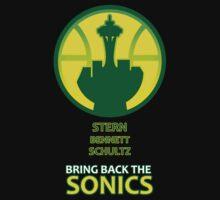 Sonics - F. David Stern by GrimbyBECK